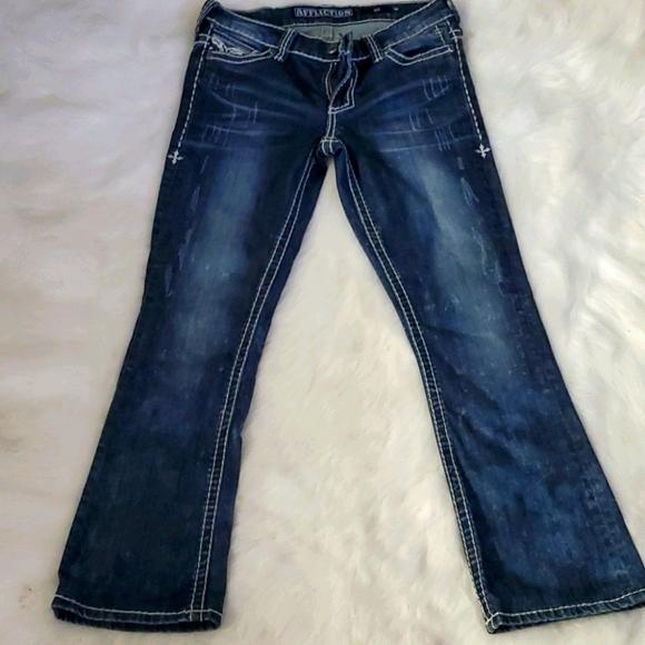 Women's Affliction Jade Jeans 29